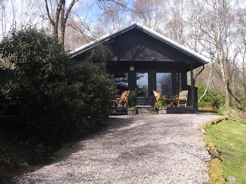 The Chalet self catering Salen Ardnamurchan Scotland
